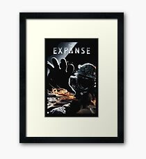 the expanse - in my mind I can't I don't know  Framed Print
