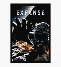 the expanse - in my mind I can't I don't know  Photographic Print