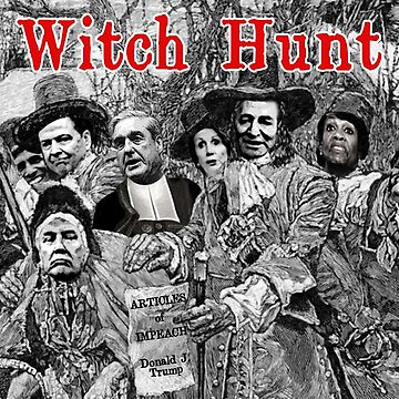 Witch Hunt: The Indictment by EyeMagined