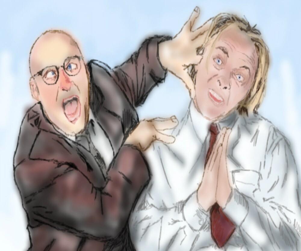 Eddie and Richie- Bottom by Kyleacharisse