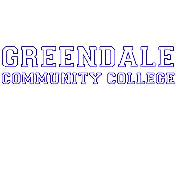 greendale community college by BEGROTESQUE