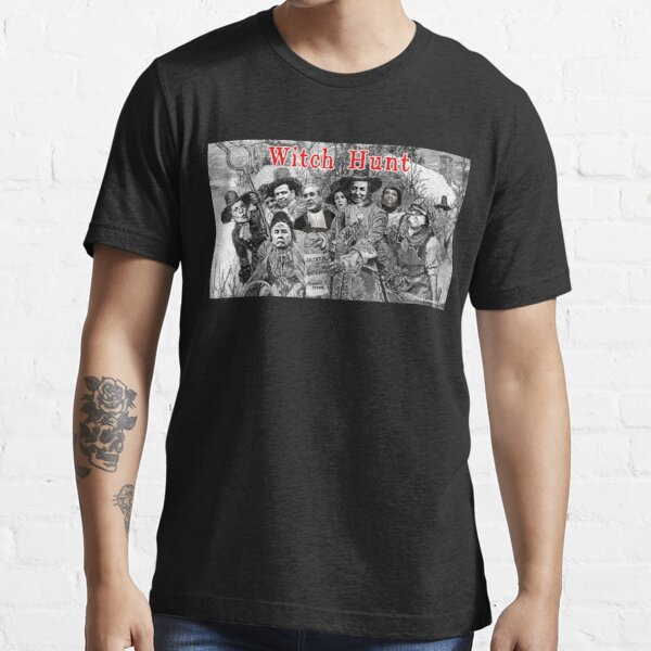 Witch Hunt: The Indictment Essential T-Shirt