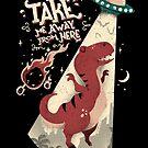 Take Me Away by bykai