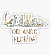 Orlando, Florida Sticker