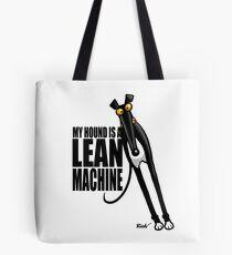 Lean Machine Tote Bag