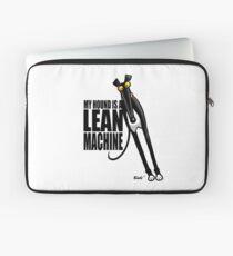Lean Machine Laptop Sleeve
