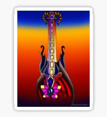 Fusion Keyblade Guitar #29 - Oblivion & End of Pain Sticker