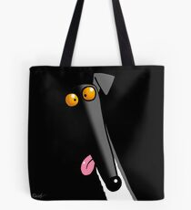 Derp in the Dark Tote Bag