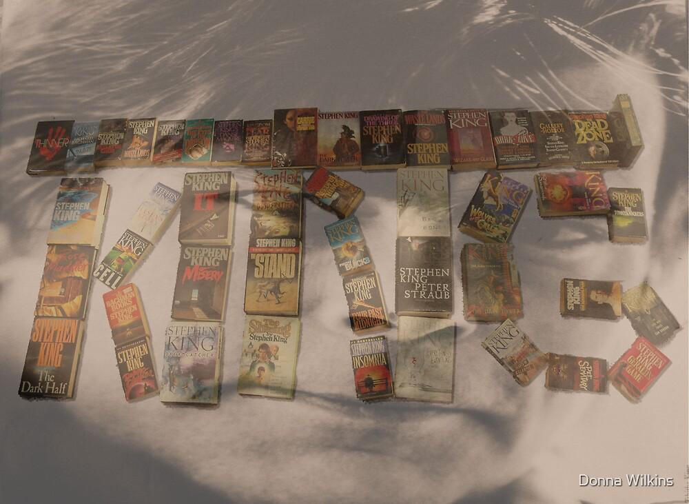 Stephen King by Donna Adamski