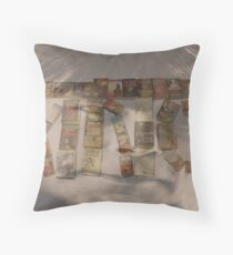 Stephen King Throw Pillow