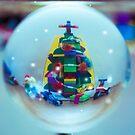 Lego Christmas Globe by Marcus Grant IPA