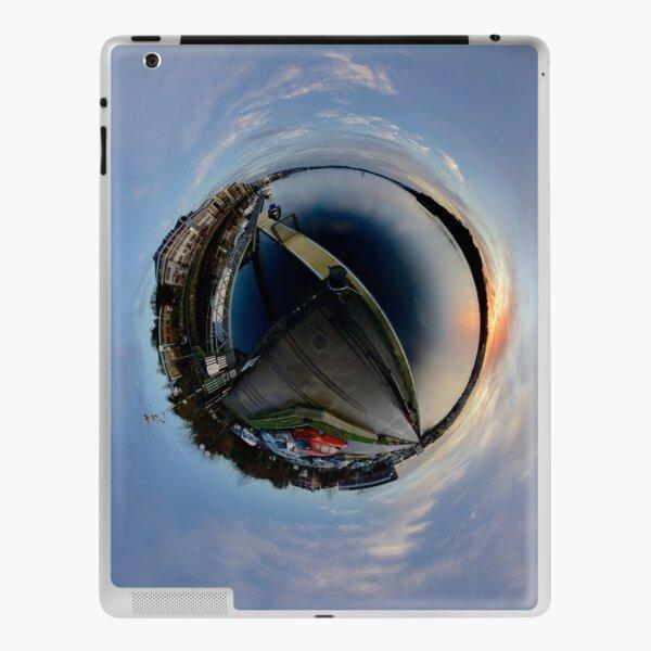 Foyle Marina at Dawn, Stereographic iPad Skin