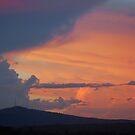 Sugar Loaf Sunset by Bev Woodman