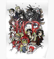MCR forever Poster