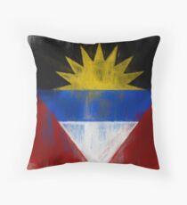 Antigua And Barbuda Flag Reworked No. 1, Series 2 Kissen