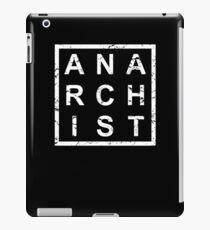 Stylish Anarchist iPad Case/Skin