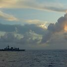HMCS Halifax by Geoffrey