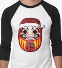 Daruma!! Men's Baseball ¾ T-Shirt