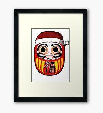 Daruma!! Framed Print