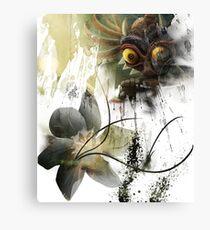Zelda - Majoras Mask Canvas Print