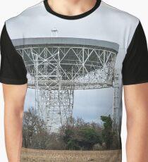 Jodrell Bank  Graphic T-Shirt