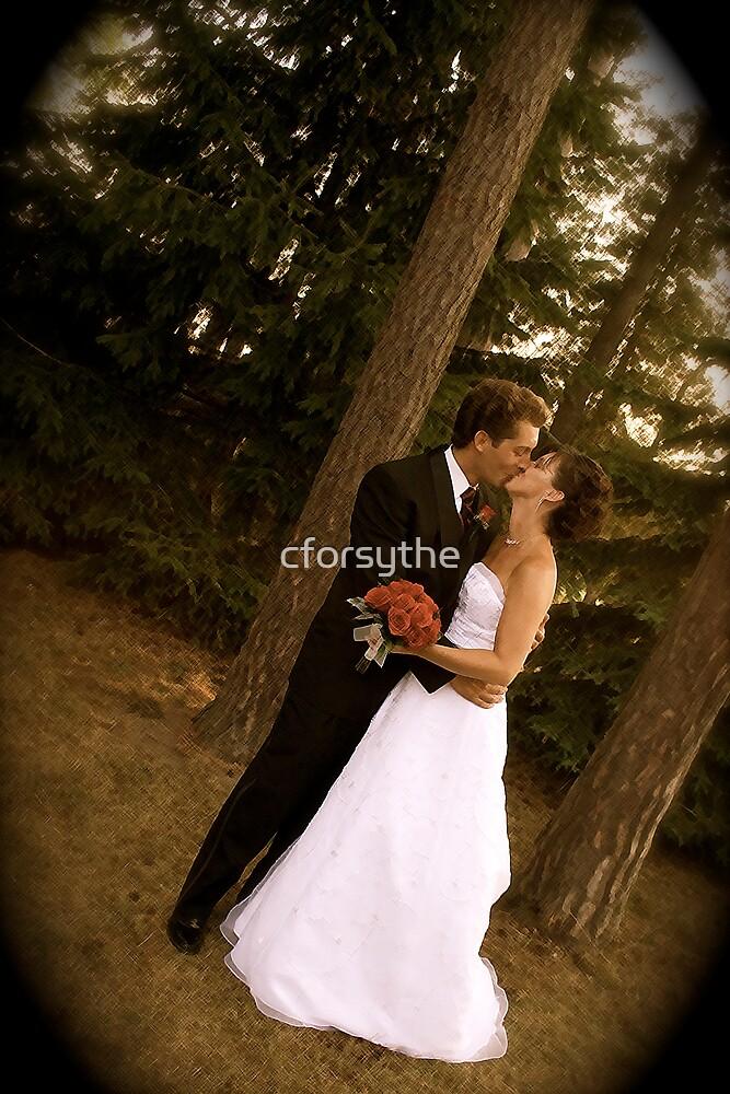 Wedding Kiss by cforsythe