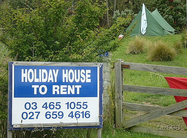 House To Rent by caz60B