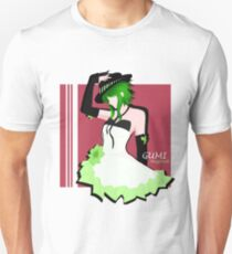 Gumi Megpoid Vocaloid T-Shirt