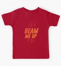 Beam Me Up Kids Tee
