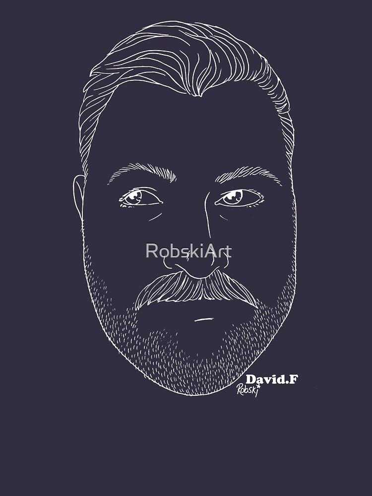 David.F by RobskiArt