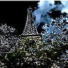 Paris - Eiffel Tower 1 by harietteh