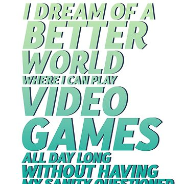 Work Hard Play Harder for Gaming Geek and Nerd Gamer ...