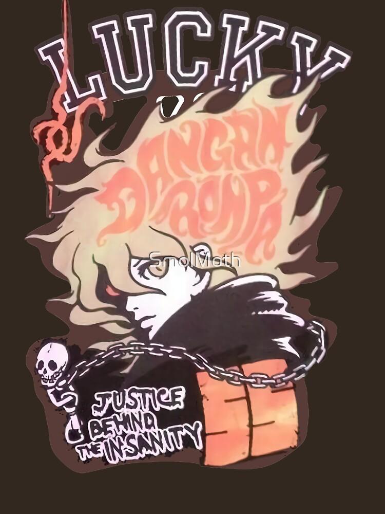 Danganronpa 2: Ultimate Lucky Nagito Komaeda Orange (Danganronpa 2: Goodbye Despair) by SmolMoth