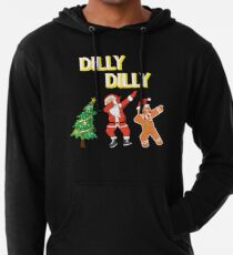 db012ed0 Dilly Christmas Sweatshirts & Hoodies | Redbubble