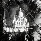 Paris - Sacre-Coeur by harietteh