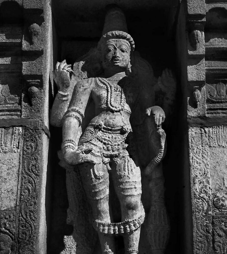 Jai Vishnu by Bruce  Watson