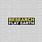 RESEARCH FLAT EARTH MULTI-LANGUAGE by GLOBEXIT