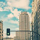 Green Light for Madrid by Conundrum Arts