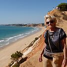 Rocky Coastline of the Algarve by Janone