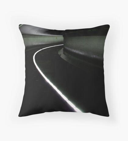 urb en deux Throw Pillow