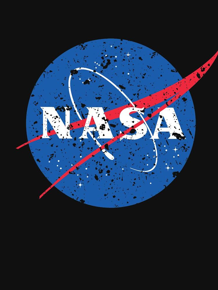 official NASA meatball logo by Val-Universe