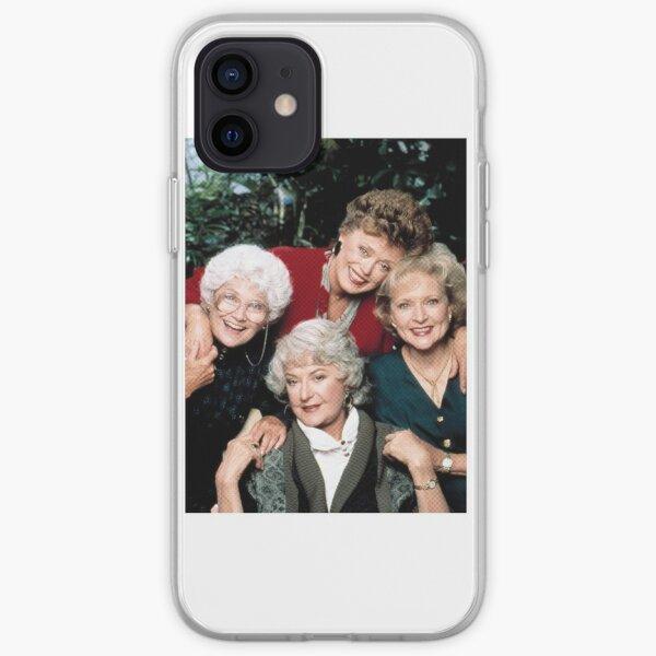 Golden Girls club iPhone Soft Case