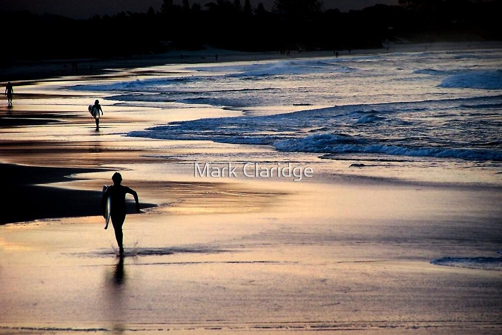 The Late Byron Bay by Mark Claridge