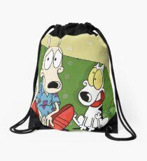Rocko's Modern Life Drawstring Bag