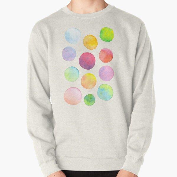 Blending Bubbles Pullover Sweatshirt