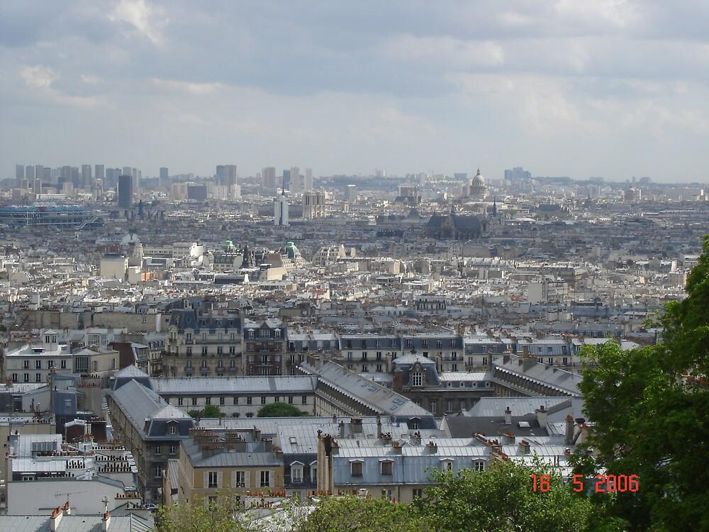 Paris by babeth