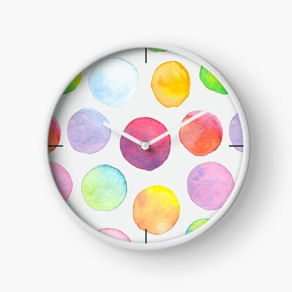 Blending Bubbles Clock