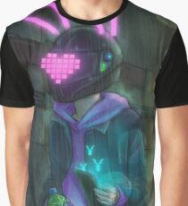 Down the Alleyway Graphic T-Shirt