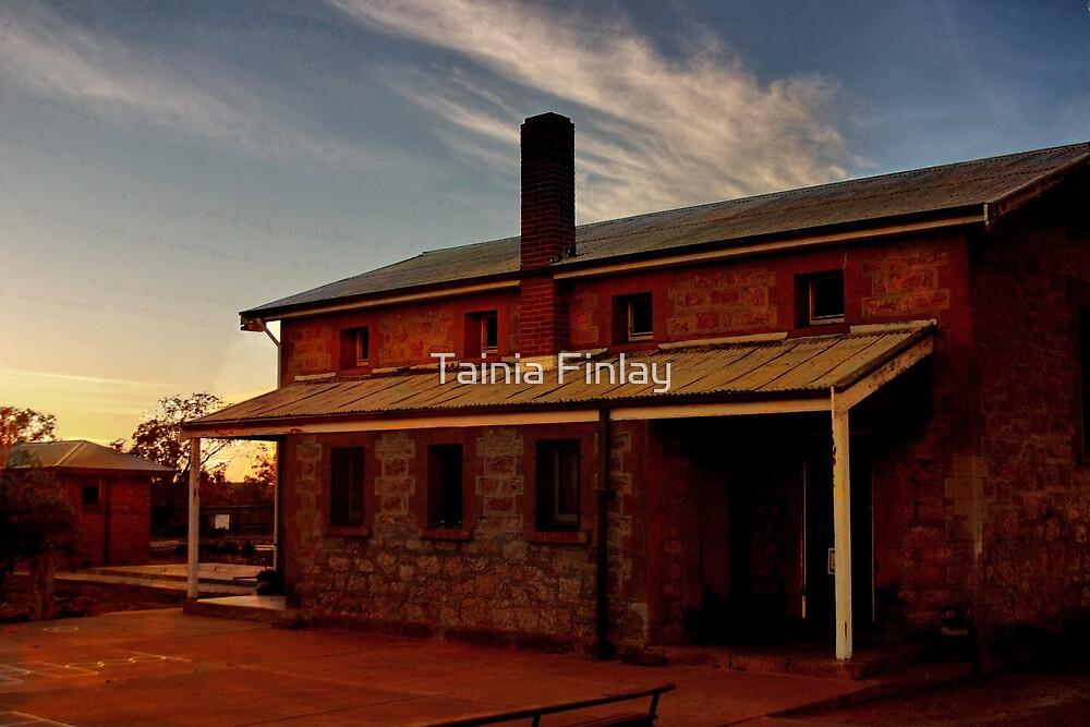 School Dawn by Tainia Finlay