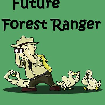 The Future Forest Ranger by e-dream